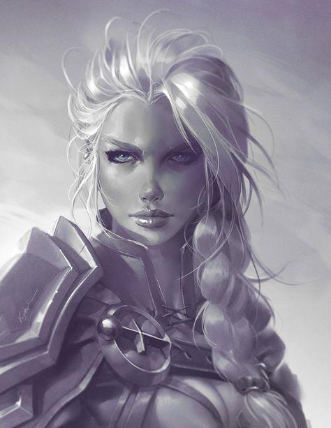 Jaina #20 Photo Print - World of Warcraft Chronicles Game Art Figure Statue