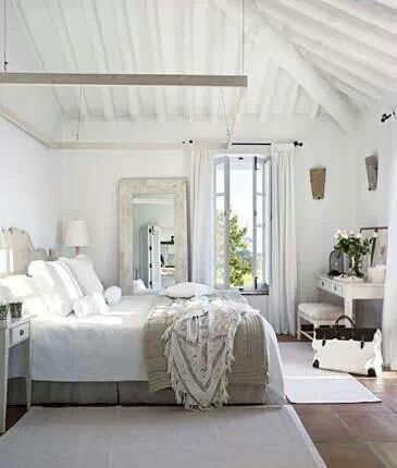 Tranquil Bedroom LOVE The Mirror...but Maybe In Another Location In The  Room | House Style | Pinterest | Bedrooms, Room And Master Bedroom
