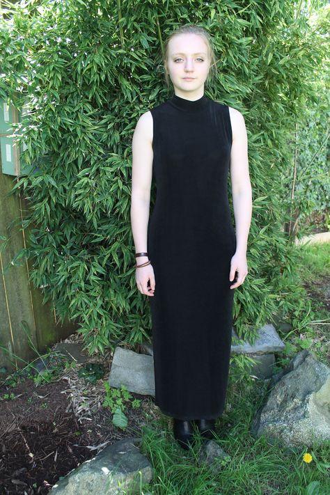 b56508feb2914 90s Maxi Dress