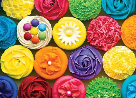 Cupcake Heaven 1000pc Jigsaw Puzzle