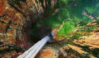 اجمل صور شلالات في العالم بالصور أروع شلالات على الكرة الارضية مجموعة من أجمل صور الشلالات المدهشة والجم Waterfall Aerial Photo Beautiful Nature