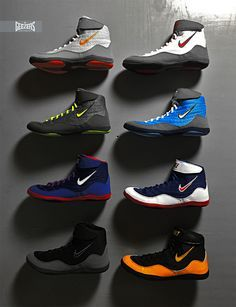 online retailer 9e1d7 65c2a INFLICT SOME DAMAGE We ve just added these BRAND NEW Nike Inflict boots to  our… Antonio IamTone · boxing Gear · Nike OE Nike Wrestling ...