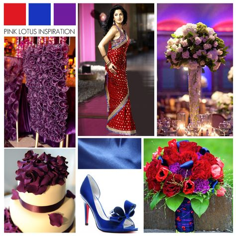 Purple Signature Cocktails For Weddings Red Blue Purple Wedding