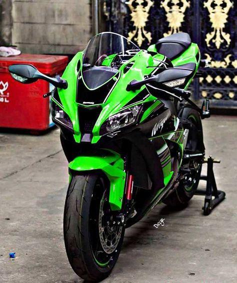 Motorcycles And More Kawasaki Ninja Kawasaki Ninja Bike