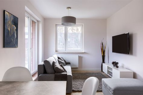 We all know that painting your room can change the look and feel of a room. But did you know that paint colors can actually make a space appear bigger?