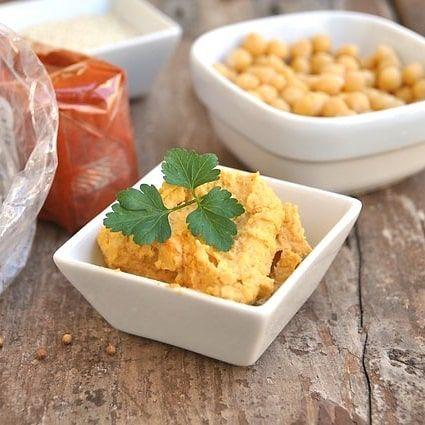 Ricetta Hummus Veloce.Hummus Veloce Bimby Tm31 Tm5 Ricette Ricette Facili Hummus