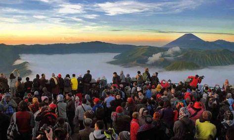 Wisata Gunung Bromo Nikmati Keindahan Alam Yang Mempesona