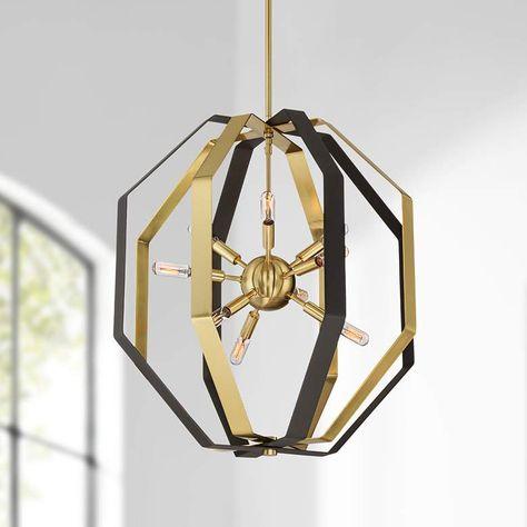 Gold, Chandeliers | Lamps Plus