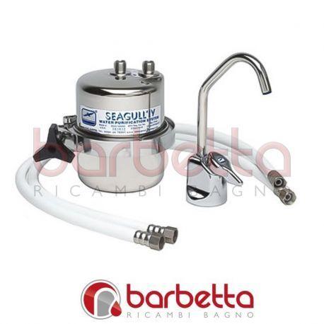 Cartuccia filtro 10.13 RS1SG per depuratore Seagull IV guarnizione