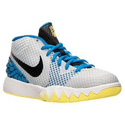 outlet store 628f2 ac397 Boys' Grade School Nike Kyrie 1 Basketball Shoes | Finish ...