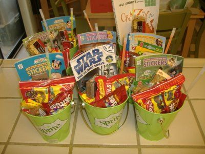 What To Include In A Child S Wedding Activity Pack Bubble Candy Crayons And Favors