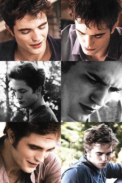 the many faces of Edward