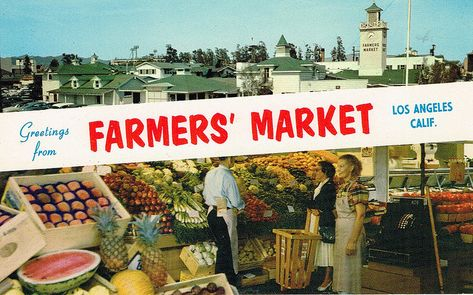 postcard post card collection farmers market fruit stands rh pinterest co uk