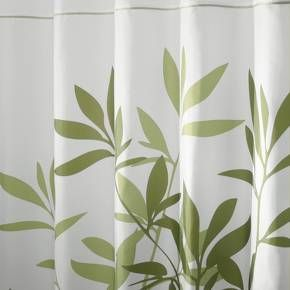 Leaves Shower Curtain Interdesign Target Shower Curtain