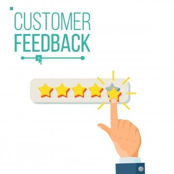 Customer Giving Rating Vector Five Star Rating Review Concept Isolated Flat Illustration Feedback Review Survey Png And Vector With Transparent Background Fo Flat Illustration Sewing Logo Design Happy Teachers Day