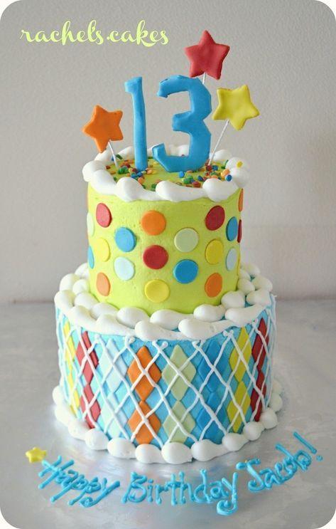 32 Best Photo Of 13 Birthday Cakes Birthday Cakes For Teens 13
