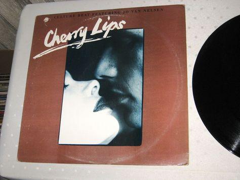 Culture Beat Featuring Jo Van Nelsen - Cherry Lips, Maxi nm Liebrand Fenslau