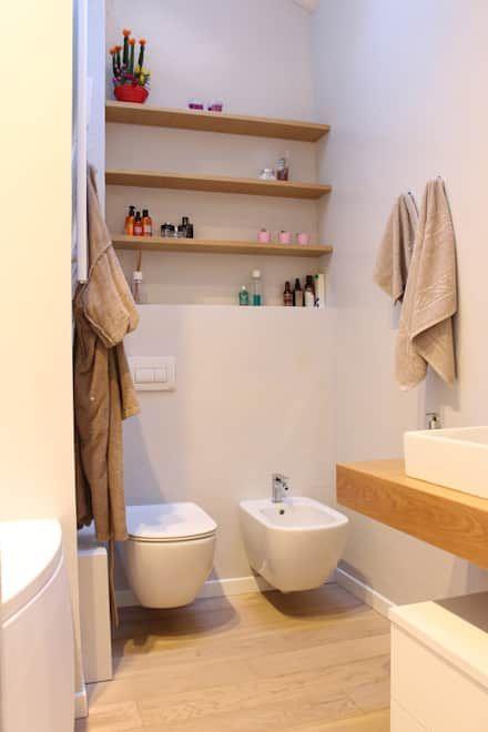 Bagno Moderno Interior Design Idee E Foto L Bagno Bagno Legno