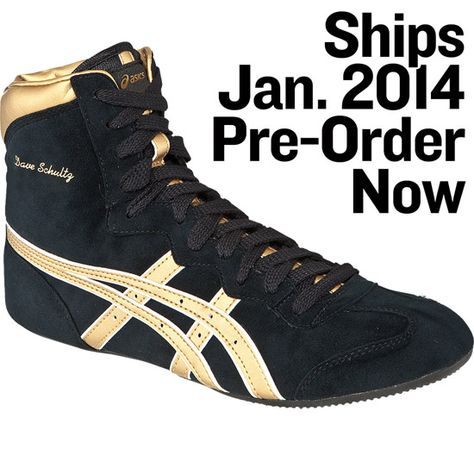 huge selection of 1b9f7 c7125 A tribute to a legend  Dave Schultz Classic wrestling shoe from ASICS.  Coming in 2014!!