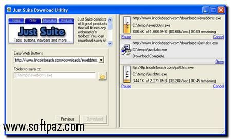 Download PC Manager setup at breakneck speeds with resume support - resume software download