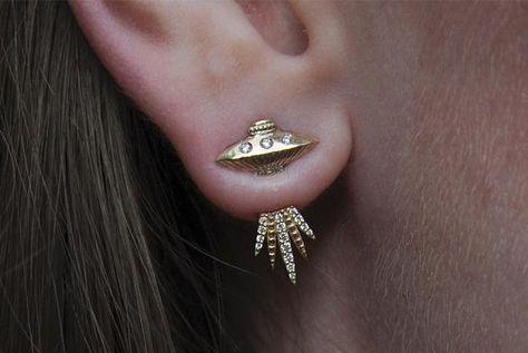 Stunning Useful Tips: Mens Jewelry Cartier body jewelry earrings. Cute Jewelry, Jewelry Box, Vintage Jewelry, Jewelry Accessories, Jewelry Necklaces, Unique Jewelry, Jewelry Armoire, Jewelry Stores, Handmade Jewelry