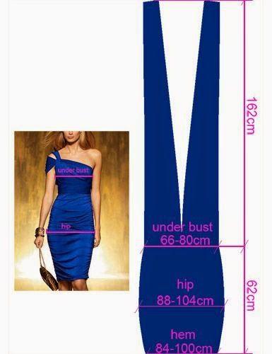 Patrón gratis: vestido de fiesta convertible   Aprender manualidades es facilisimo.com