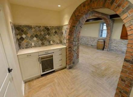 17 Ideas For Flooring Ideas Basement Kitchens Basement Flooring Options Inexpensive Flooring Basement Flooring