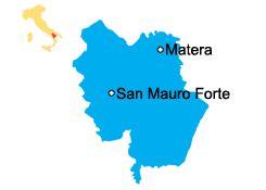 San Mauro Forte Basilikata Sehenswurdigkeiten Italien Kommune