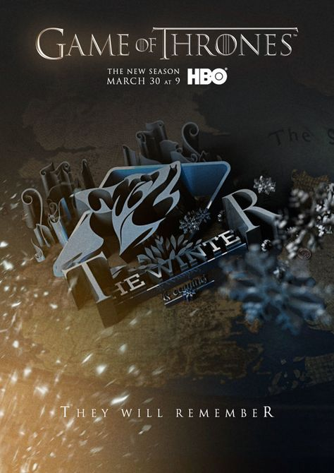 Game Of Thrones Season Four Marketing Can T Top These Fan Posters Watch Game Of Thrones Hbo Game Of Thrones Game Of Thrones Art