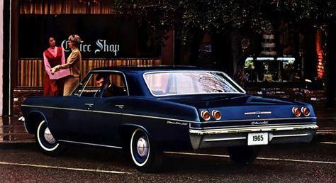 https://flic.kr/p/j3rV7b | 65belair4sd | 1965 Chevrolet Bel-Air sedan