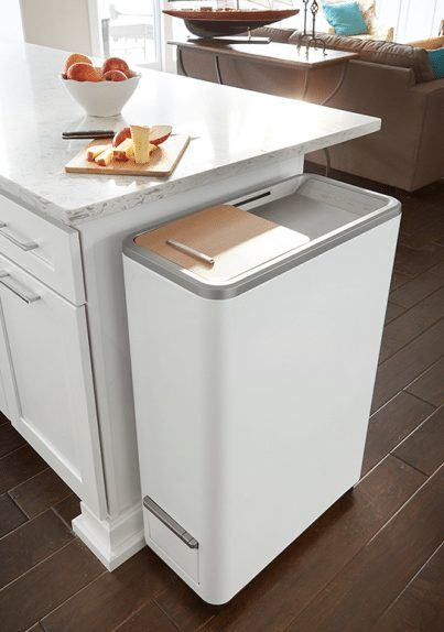 Kitchen Composter Zera Food Recycler Kitchen Trash Cans Modern