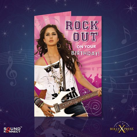 Birthday Card By Bollyxpress Featuring The Song Dhunki From Yash