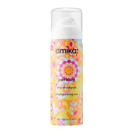 Perk Up Dry Shampoo Mini Amika Sephora Dry Shampoo Travel Size Toiletries Amika