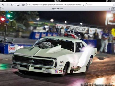 Jerry Bickel Pro Nitrous 68 Camaro Turn Key R for Sale in LAWRENCE, NY | RacingJunk Classifieds