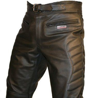 best deals on limited guantity on feet at CE Armoured Mens Leather Motorcycle Trousers By Skintan ...