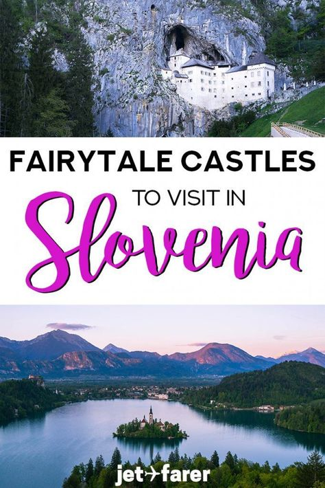 Slovenia is home to some of the most magical and beautiful castles in Slovenia. Check out this complete guide to 25 of Slovenia's most beautiful fairytale castles, many of which you can visit! #Slovenia #Europe   things to do in Slovenia   Ljubljana Slovenia   Slovenia bucket list   Bled Slovenia   Slovenia travel tips   Slovenia destinations   places to visit in Slovenia   slovenia road trip   fairytale castles   Europe travel