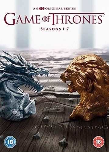 Game Of Thrones Season 1 7 Dvd 2017 In 2021 Season 1 Game Of Thrones 1 Game Of Thrones