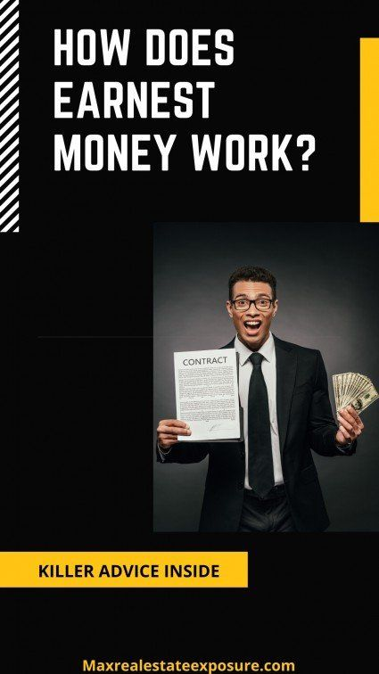Earnest Money: What is it and How Does it Work in Real Estate