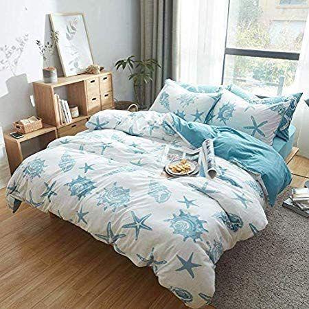 100 Best Seashell Bedding And Comforter Sets 2020 Duvet Cover