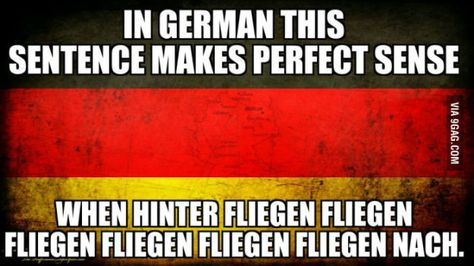 But hey, don't worry! Sometimes German is just as confusing even for Germans. | 21 Reasons German Will Always Be The World's Weirdest Language