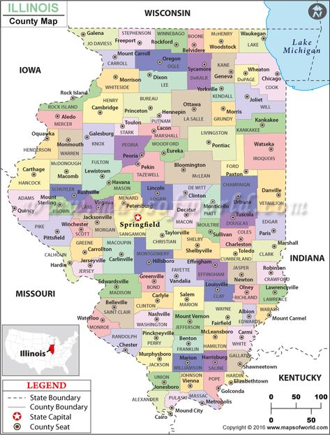 Illinois County Map County Map Dekalb Illinois Map