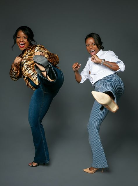 Blk Girl Bosses Maghan & Jeanine