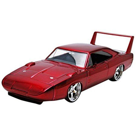 fast furious 1 24 die cast vehicle 69 dodge charger daytona rh pinterest ru