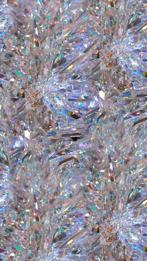 Crystal Background Sparkle Wallpaper Crystal Background Iphone Background Wallpaper