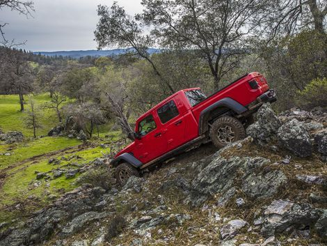 Jeep Gladiator Gravity Is A Concept You Can Build Now With Images