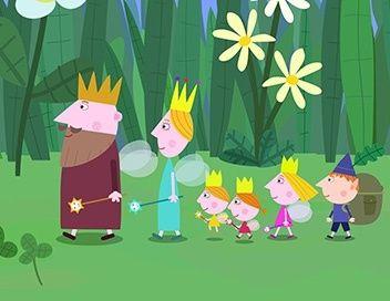 Tous Les épisodes Du Dessin Animé Le Petit Royaune De Ben Et Holly Le Petit Royaume De Ben Holly Raconte Les Grandes Grandes Aven Dessin Animé Dessin Anime