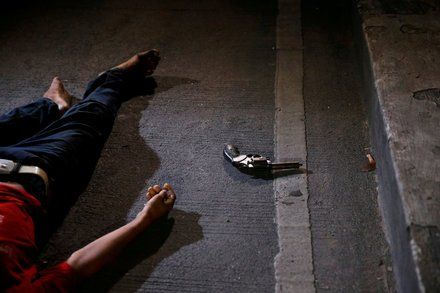 Philippine Police Resume War on Drugs Killing Dozens news,latest - police resume