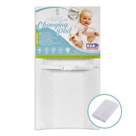 32 Inch Contour Waterproof Changing Pad