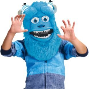 "Top Christmas Toy 2013 - Sulley Monster Mask. This great might be just what your ""little monsters"" need this #Christmas - find out here!"