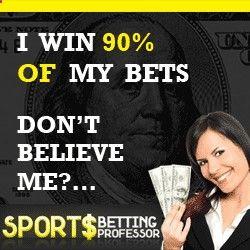 Sports betting professor login football betting how to